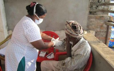 Medical Camp In Panna Aug-Sep 2012