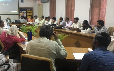 Consultation on Silicosis, DMFT and Mining – Rajasthan