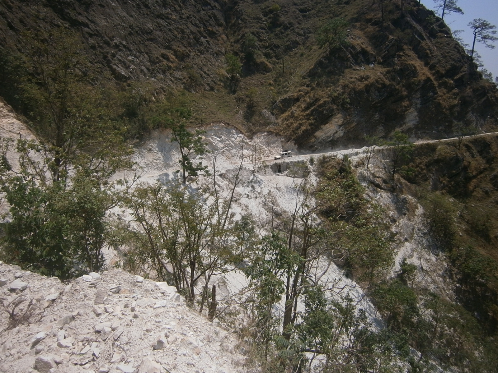 Process of Road Building